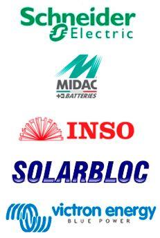 Marcas Fotovoltaica Aislada